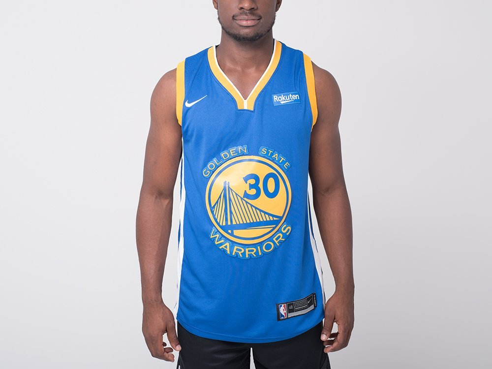 Джерси Nike Golden State Warriors