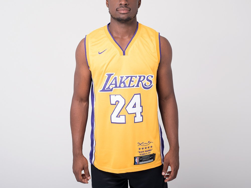 Джерси Nike Los Angeles Lakers