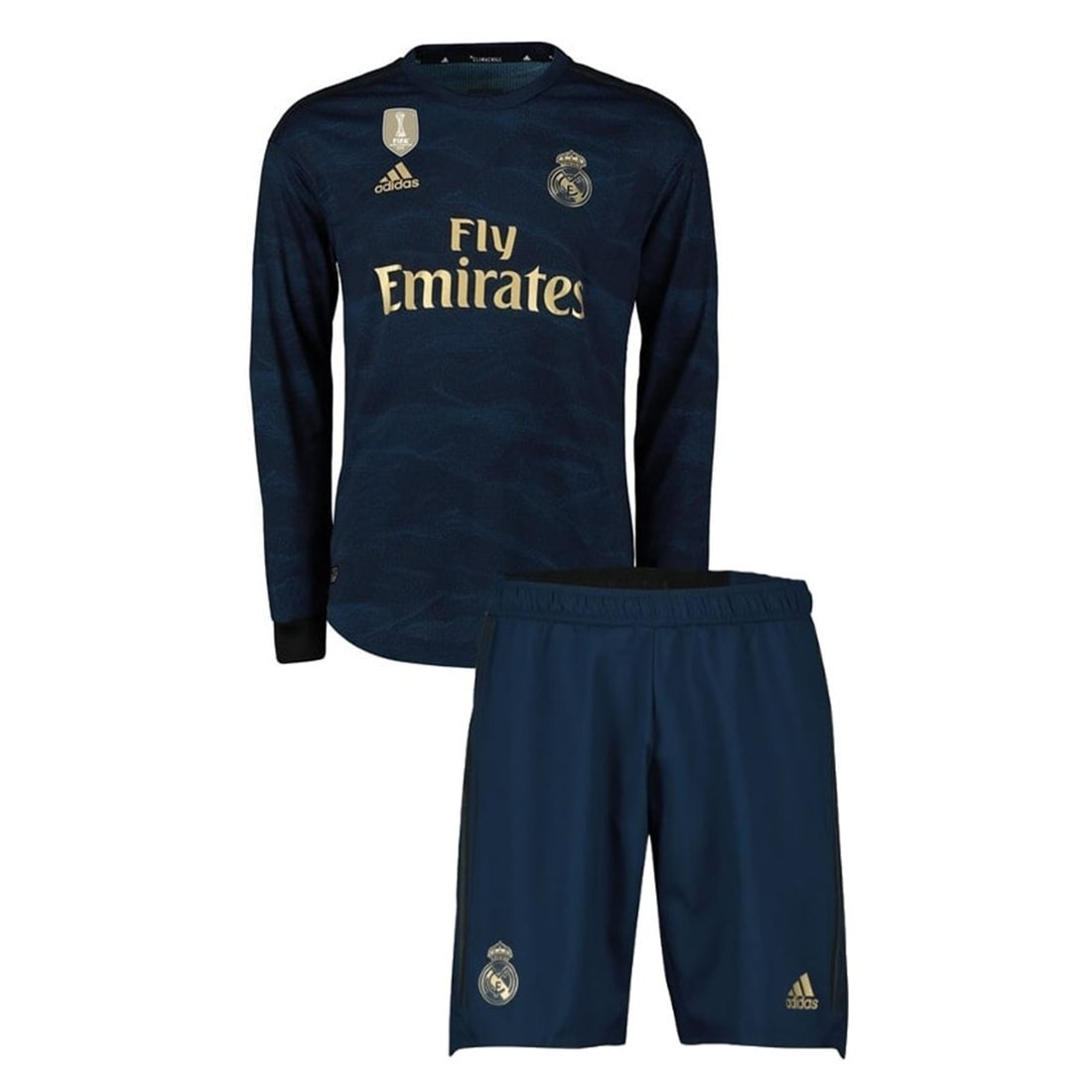 Футбольная форма Adidas FC Real Madrid