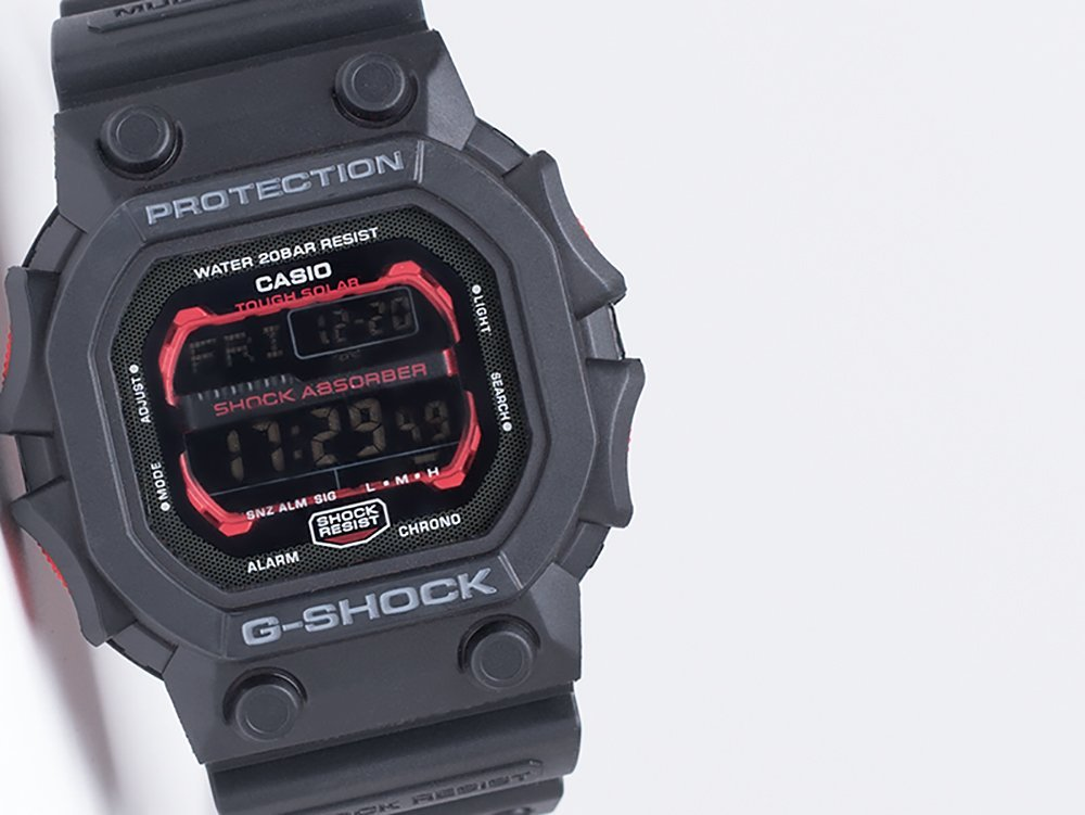 Часы Casio G-shock DW-5600HR-1E